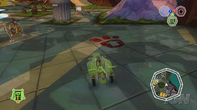 Banjo-Kazooie Nuts & Bolts Xbox 360 Feature-Commentary - Banjo Land Walkthrough