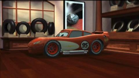 Cars Race-O-Rama (VG) (2009) - Fast moving trailer for this multiplatform release