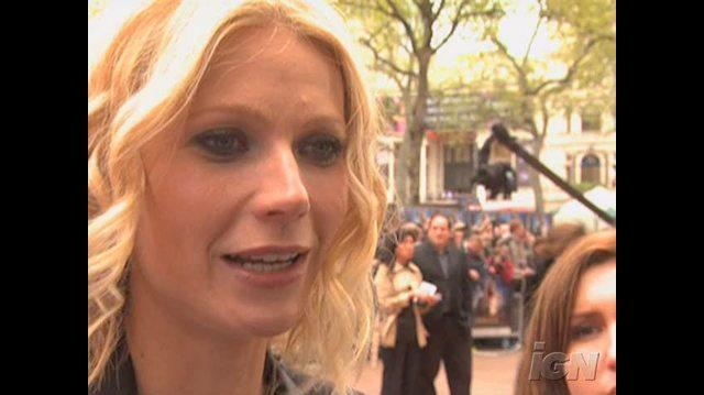 Iron Man Movie Interview - UK Red Carpet Interviews