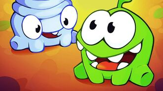 Cut the Rope 2 - Playing With The Nommies