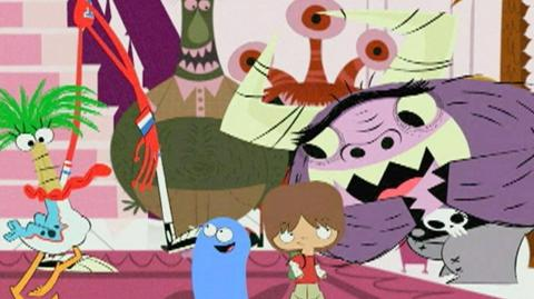 Foster's Home For Imaginary Friends Season 1 (2004) - Home Video Trailer (e29487)