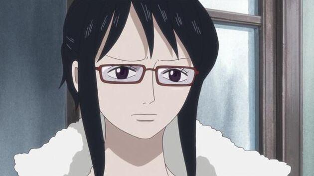 One Piece - Episode 606 - The Treacherous Vice Admiral! Demon Bamboo Vergo!
