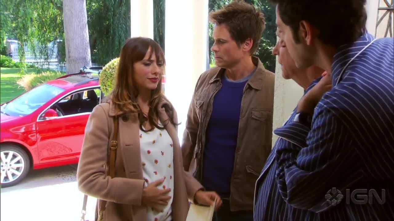 Parks and Recreation A Baby Question