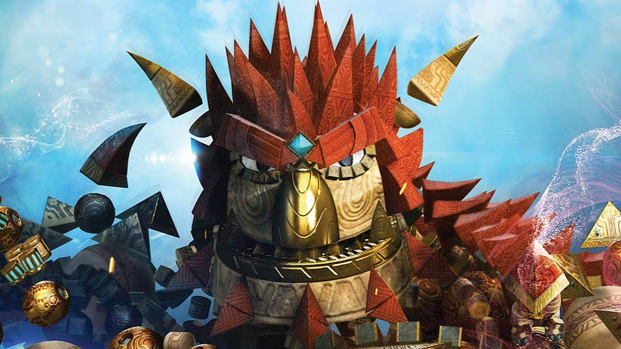 Knack - Location of All Collectibles and Secret Rooms