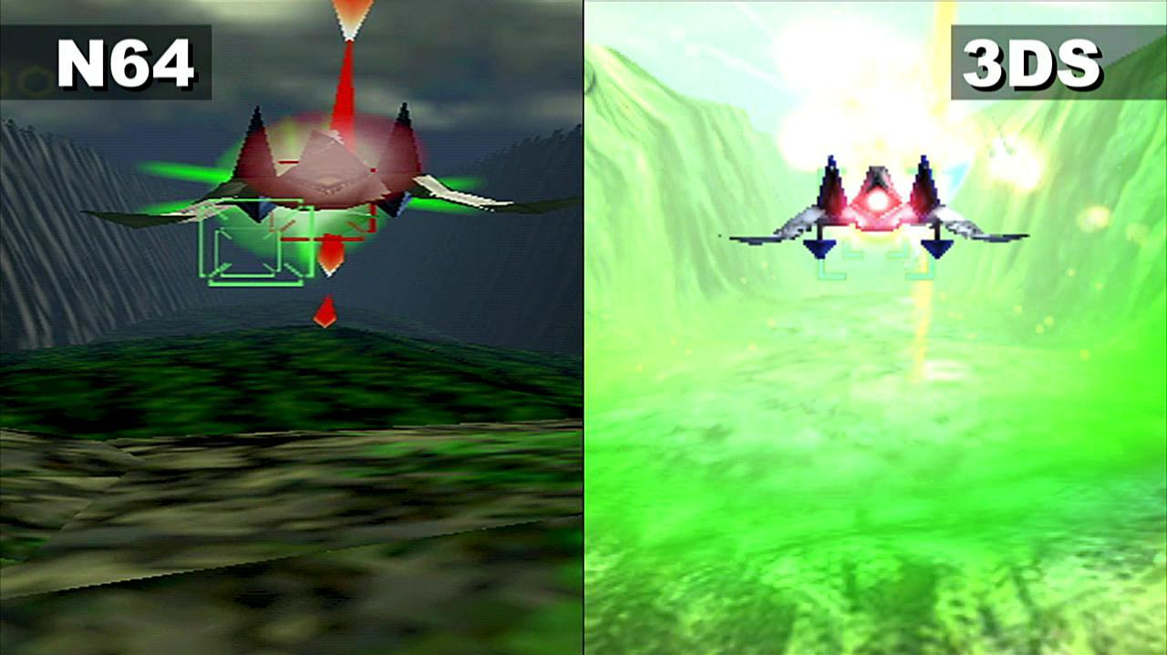Star Fox 64 3D The Past and Present