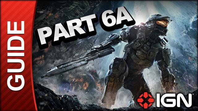 Halo 4 - Legendary Walkthrough - Shutdown - Part 6A