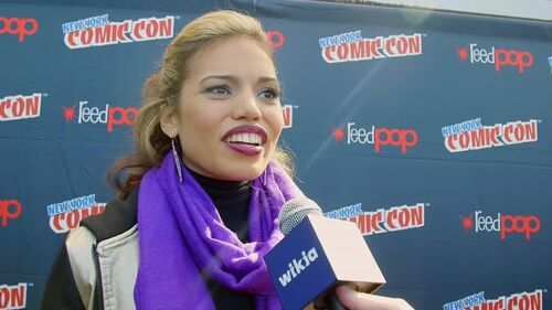 NYCC - Legends of Tomorrow Ciara Renee Interview