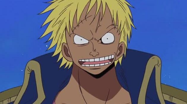 One Piece - Episode 151 - 100 Million Man! World's Greatest Power and Pirate Black Beard!