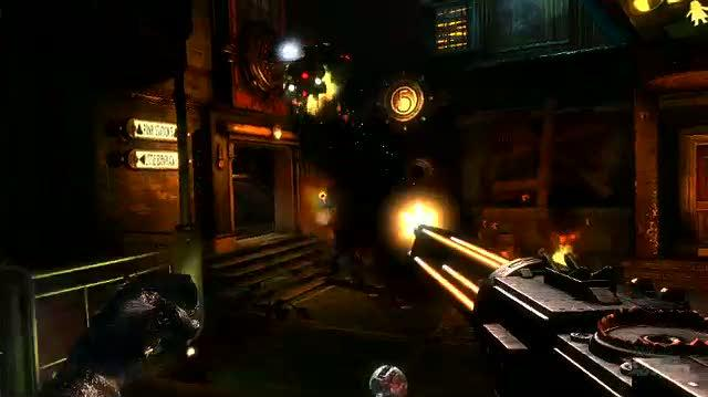 BioShock 2 Xbox 360 Trailer - Siren Alley Trailer