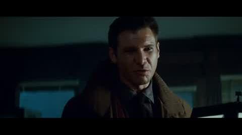 Blade Runner - The old Blade Runner