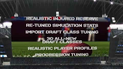 Madden NFL 12 (VG) (2011) - Franchise trailer