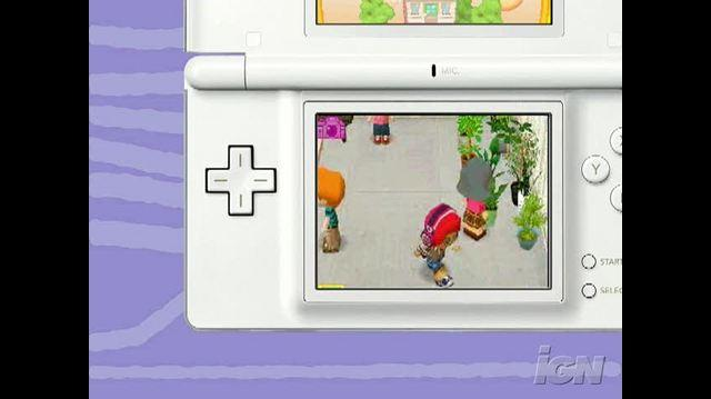 MySims Nintendo Wii Trailer - MySims Wii and DS Preview