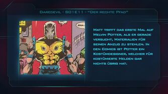 """Fan Brain Daredevil S01E11 - """"Der rechte Pfad"""""""