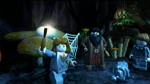 Lego Harry Potter Years One - Four (VG) (2010) - Year one montage trailer