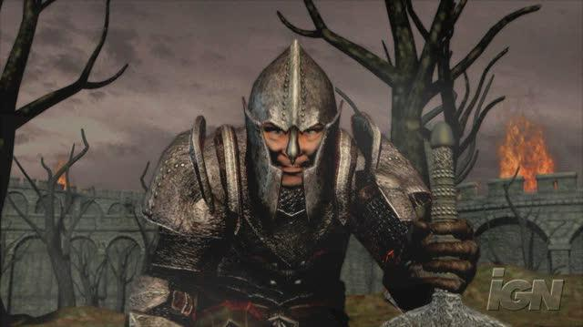 The Elder Scrolls IV Oblivion PlayStation 3 Trailer - Official Teaser Trailer