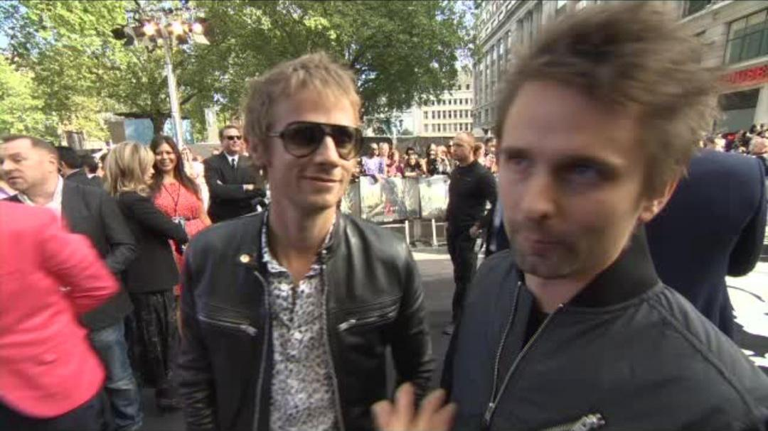 World War Z Interview Clip - Muse