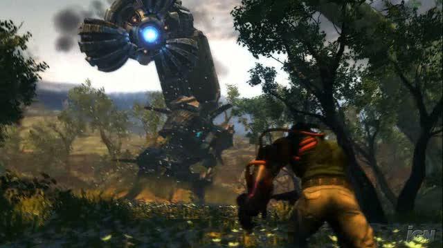 Bionic Commando Xbox 360 Trailer - Go Time
