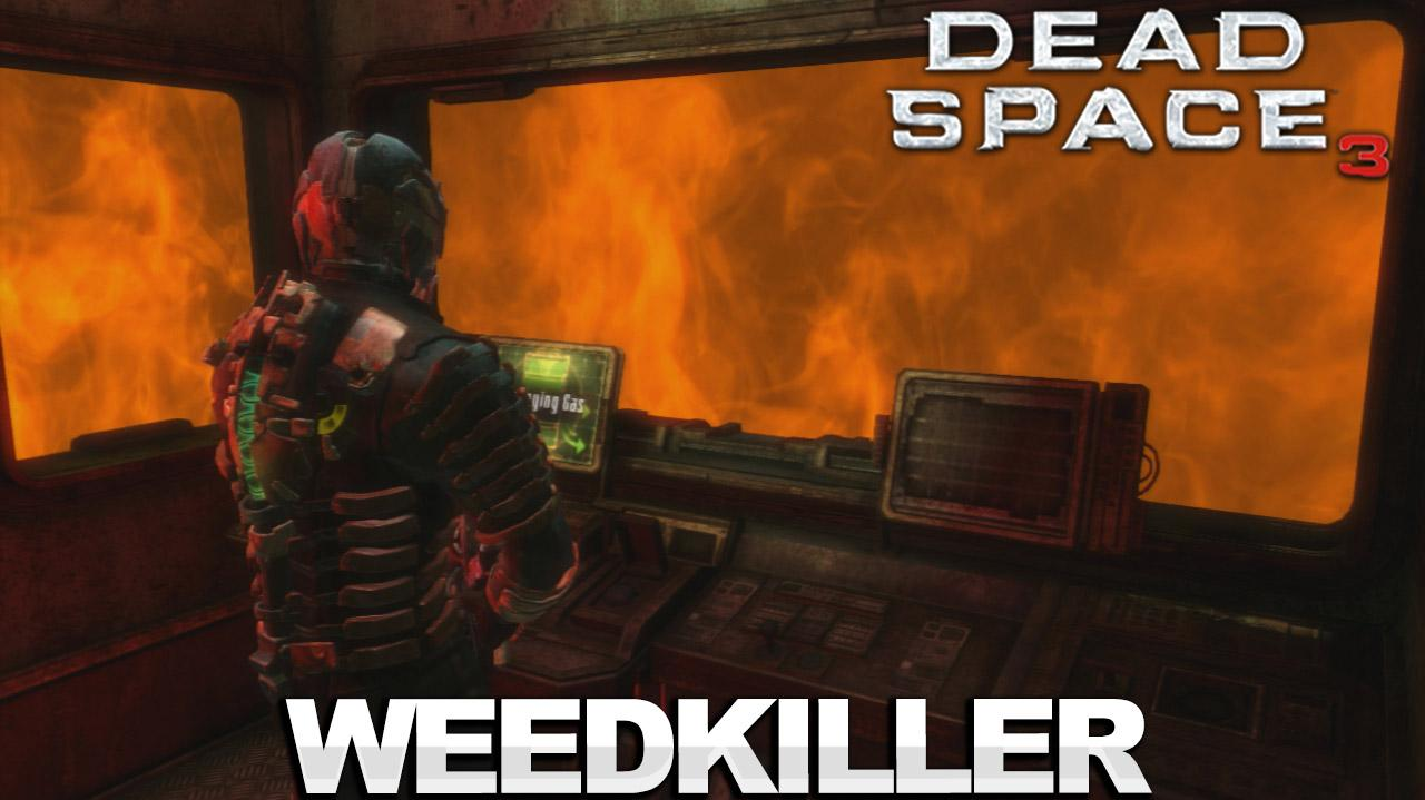 Dead Space 3 Walkthrough - Weedkiller Secret Achievement
