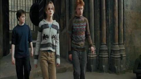 Harry Potter and the Prisoner of Azkaban - Scabbers is gone