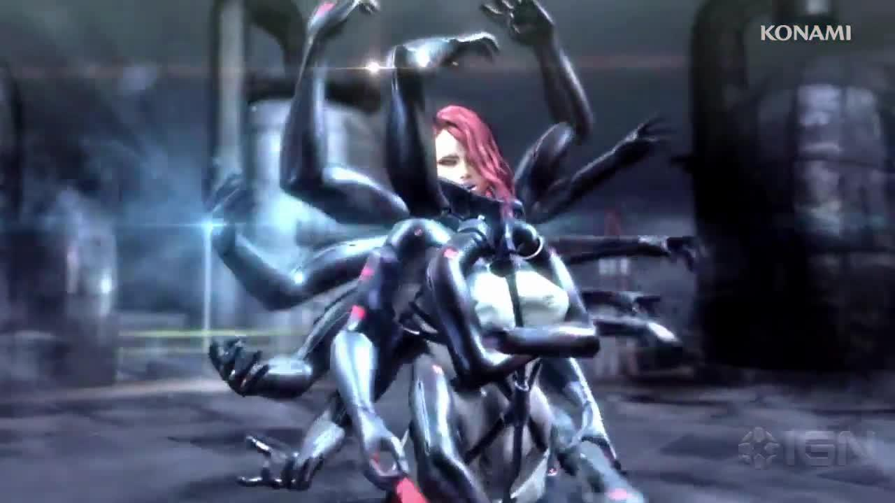 Metal Gear Rising Revengeance - Unique Weapons Trailer MetalGearSolidTV