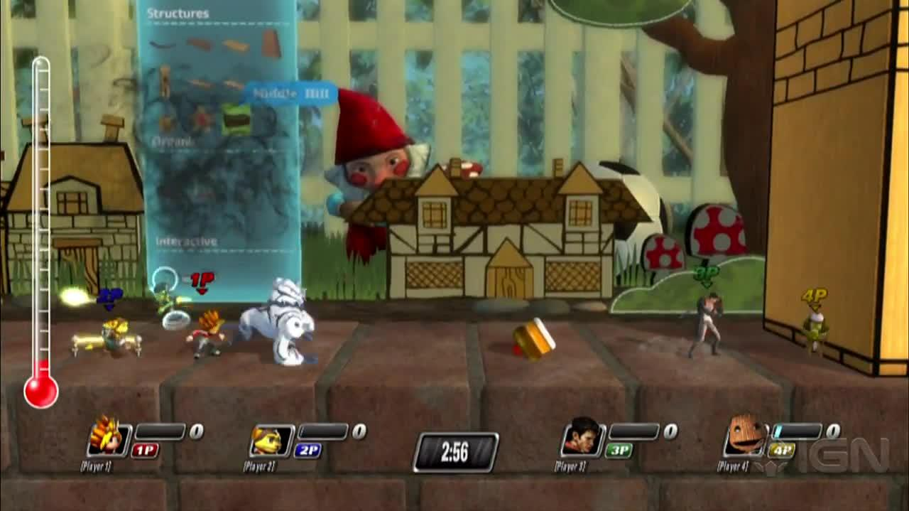 PlayStation All-Stars - Sackboy's Right at Home