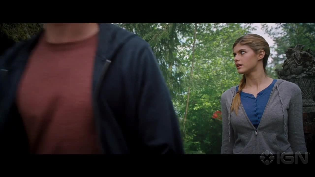 """Percy Jackson Sea of Monsters - """"Hi Brother"""" Clip"""