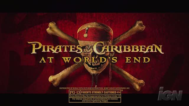 Pirates of the Caribbean At World's End Movie Clip-Commercial - The Ultimate Battle