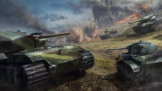 World of Tanks - Rapid Fire Trailer