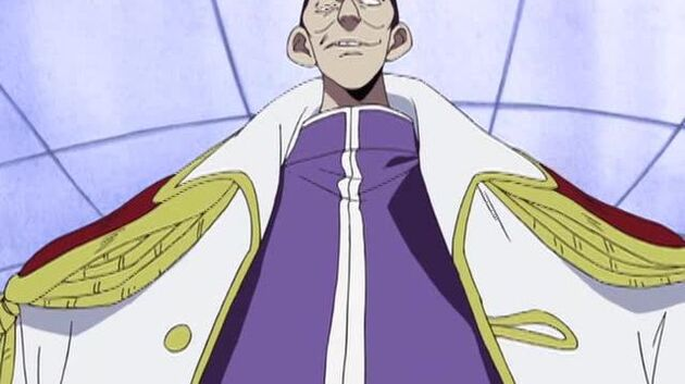 One Piece - Episode 204 - The Gold and Waver Recovery Operations!