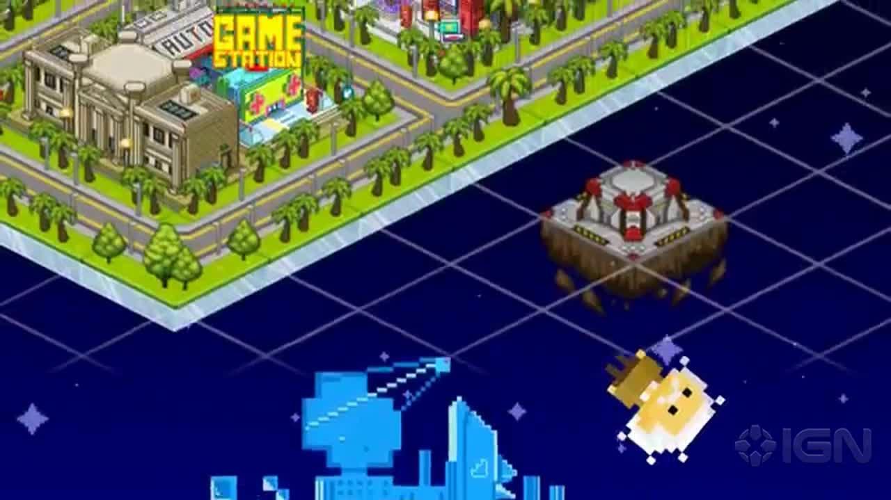 Pixel People Gameplay Trailer