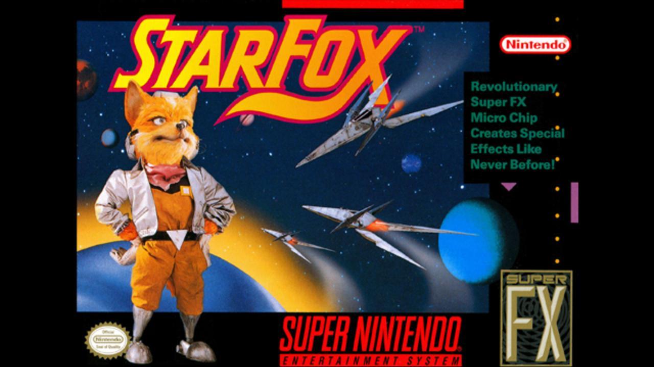 Starfox Ready, Fox!!