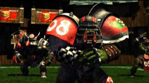 Blood Bowl (VG) (2010) - Teaser trailer