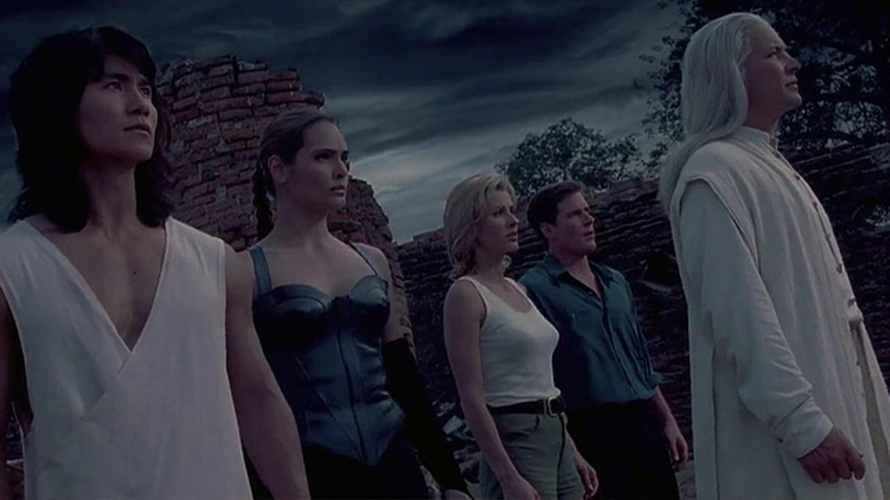 Exclusive Mortal Kombat Annihilation Clip