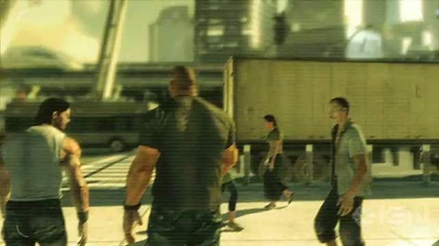 Army of Two The 40th Day Xbox 360 Trailer - Launch Trailer