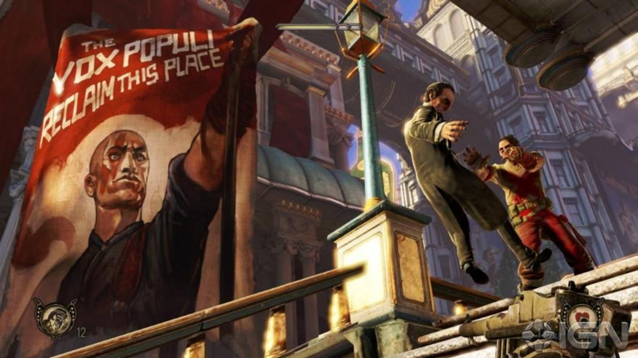 BioShock Infinite Video Preview 2