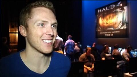 Halo 4 (VG) (2012) - Halo 4 (2012) Interview with Kevin Franklin
