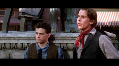 Newsies 20th Anniversary Edition (1992) - Clip Forming a Union