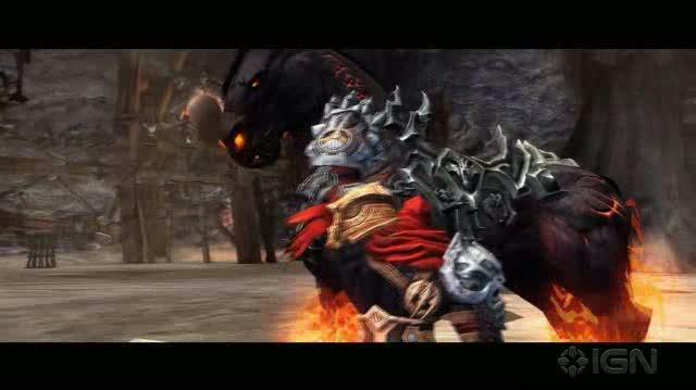 Darksiders Xbox 360 Video - Hellbook Walkthrough 4