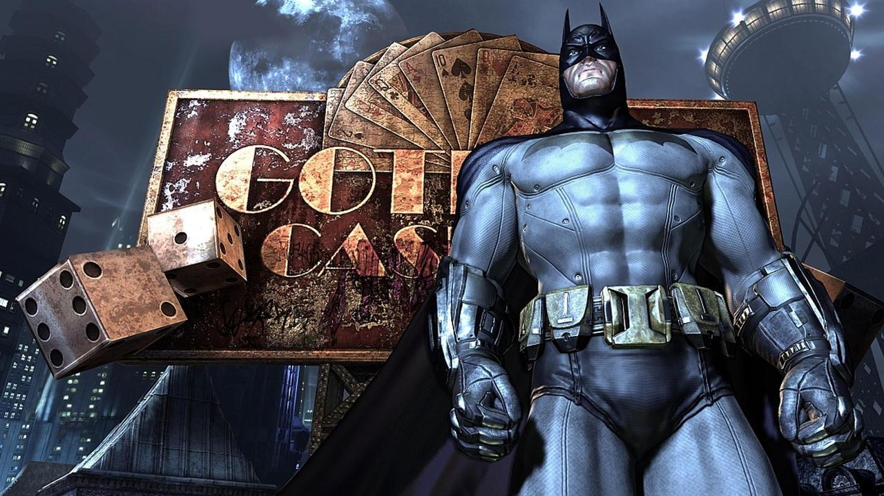 Batman's an A-Hole in Arkham City