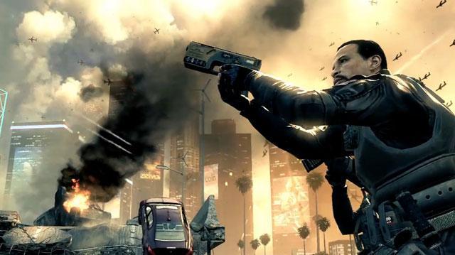 Call of Duty Black Ops II - Behind the Scenes - E3 2012