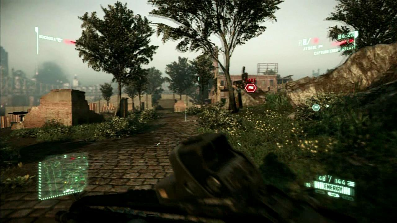 Crysis 2 Sneaky Sneaky