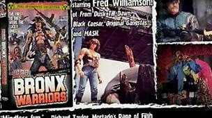 1990 Bronx Warriors (1982) - no audio