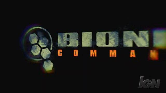 Bionic Commando PlayStation 3 Trailer - High Flying Destruction