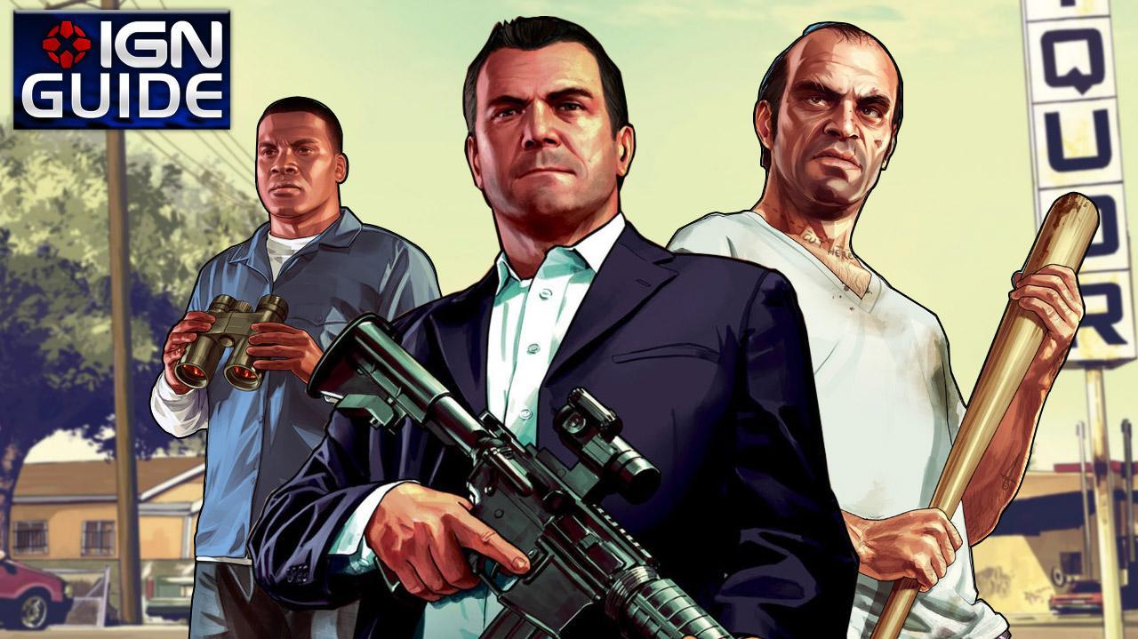 GTA 5 Walkthrough Part 23 Three's Company