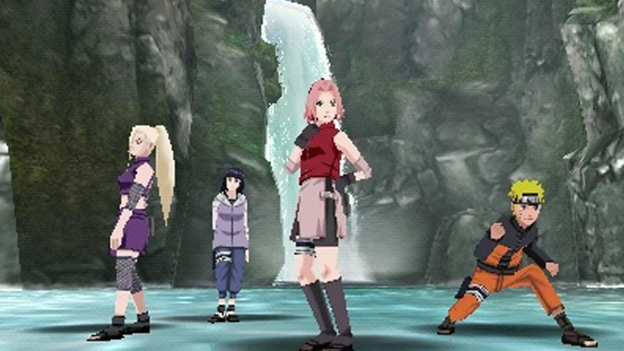 Naruto Shippuden Kizuna Drive Shikamaru Gameplay