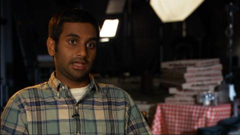 "30 Minutes or Less (2011) - Interview ""Aziz Ansari On What Drew Him To The Project"""