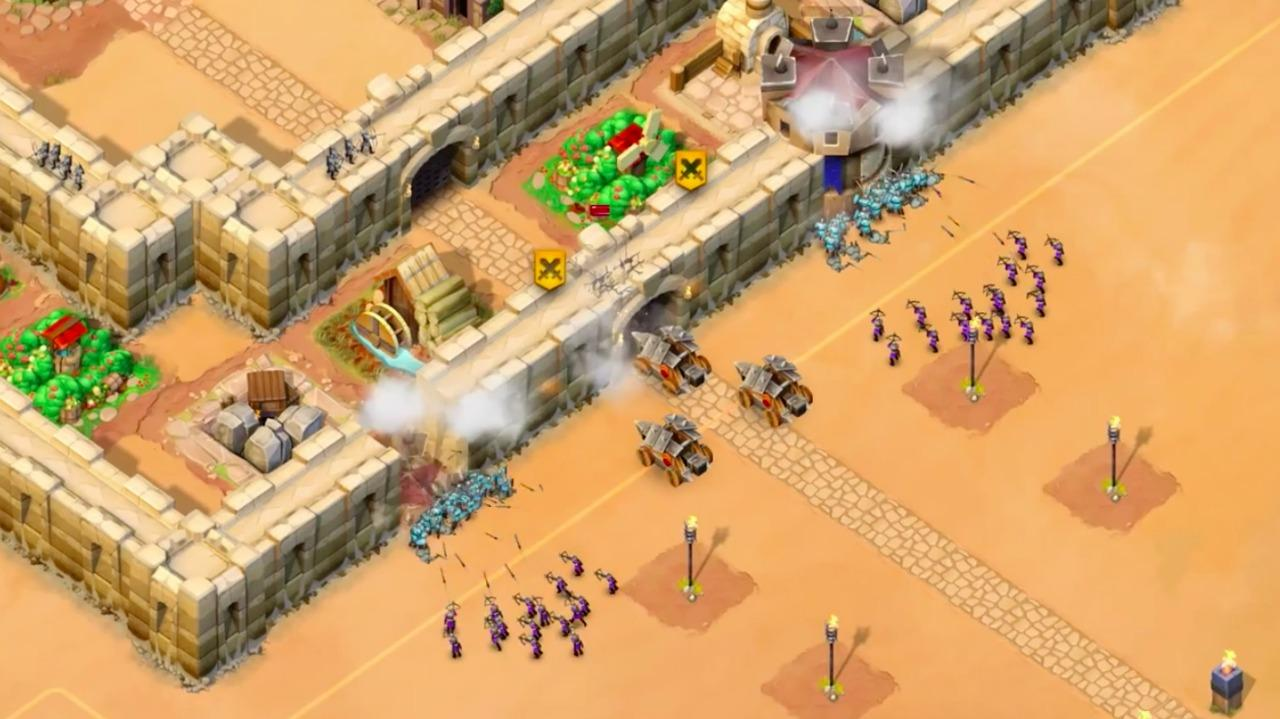 Castle siege age of empires how to beat historical challenge - File History