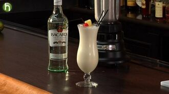 How to make a Piña Colada