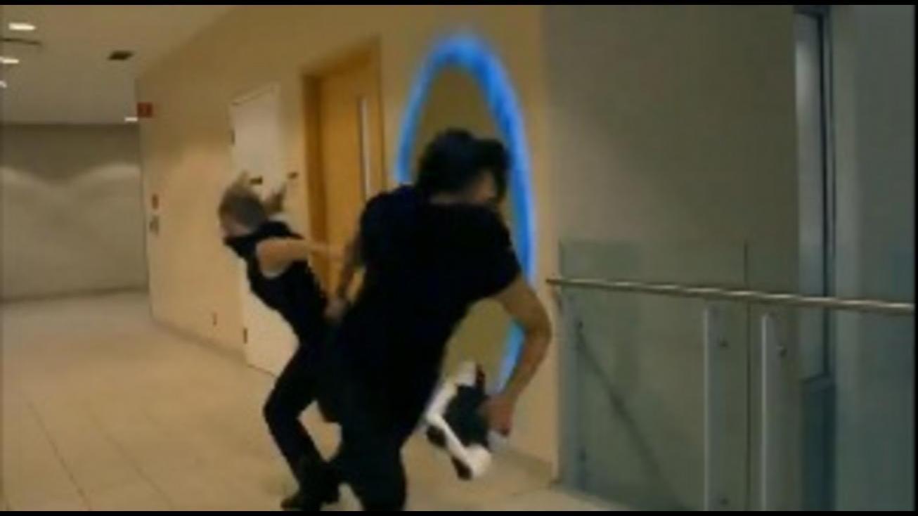 Portal Ninjas - GakAttack Fan Film