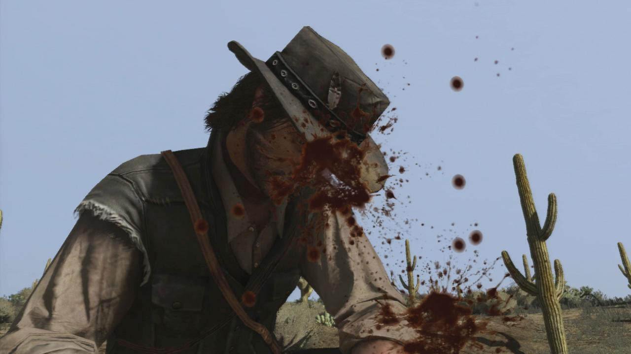 Red Dead Redemption - Buck Hunt - Gameplay